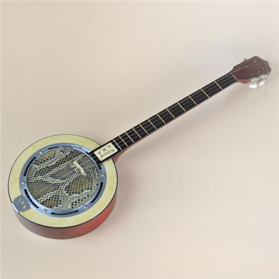 西洋弹拨乐器